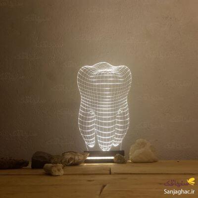 تصویر بالبینگ طرح دندان