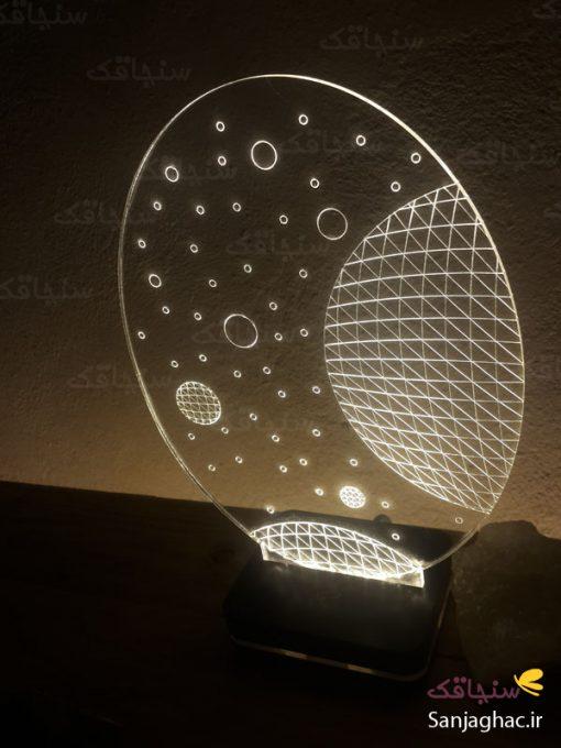 تصویر بالبینگ طرح فضا