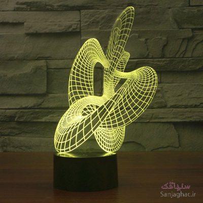 تصویر بالبینگ طرح سه بعدی 1