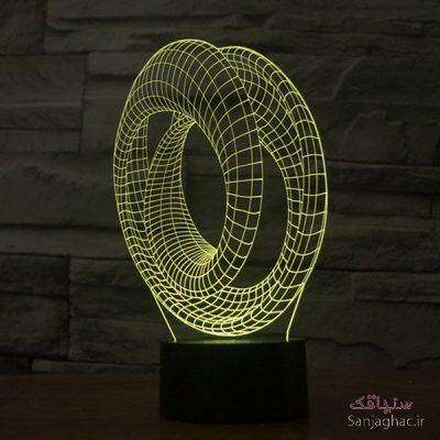 تصویر بالبینگ طرح سه بعدی 3