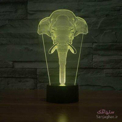 تصویر بالبینگ طرح فیل